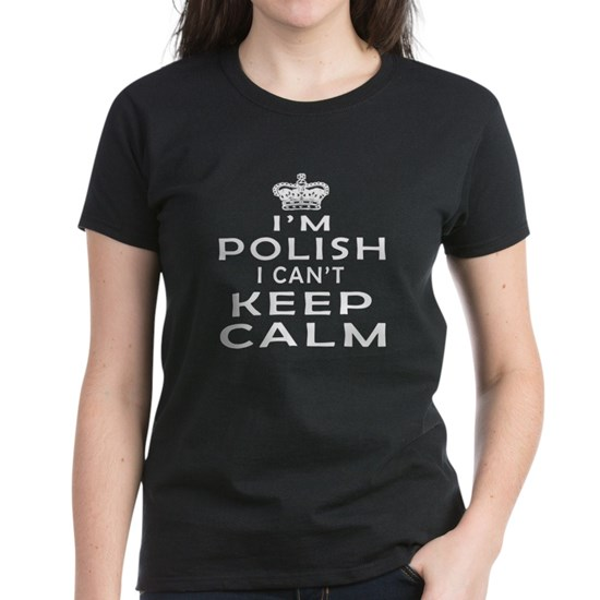 I Am Polish I Can Not Keep Calm