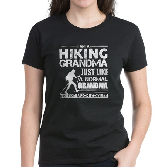 Hiking Grandma Shirt