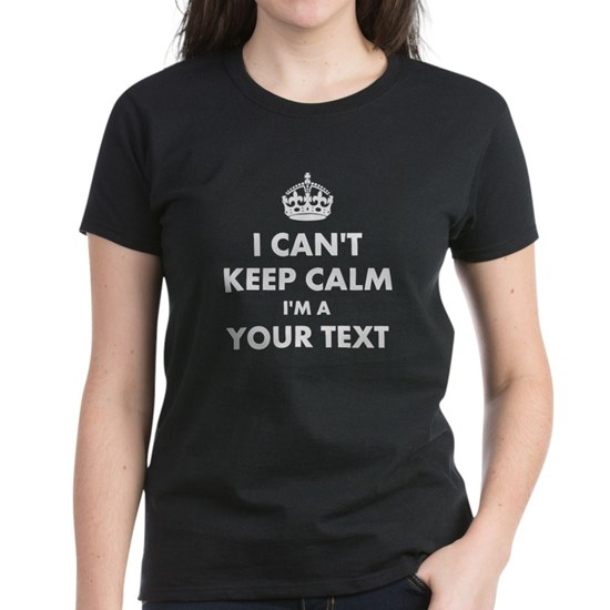 I Cant Keep Calm Personalized