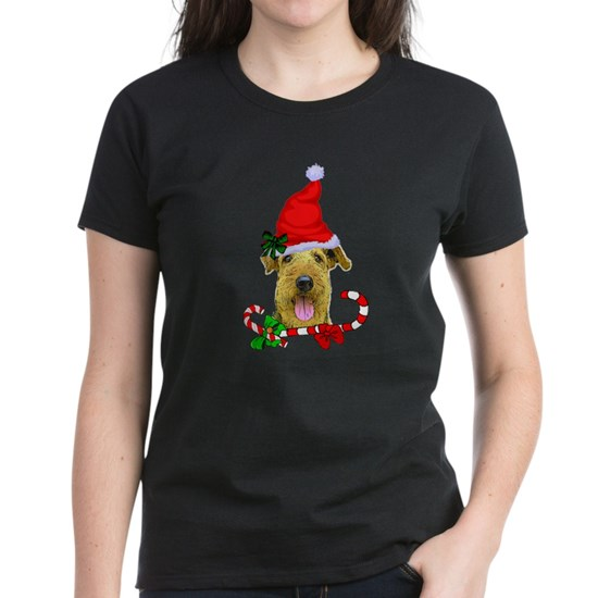 Airedale Terrier Christmas