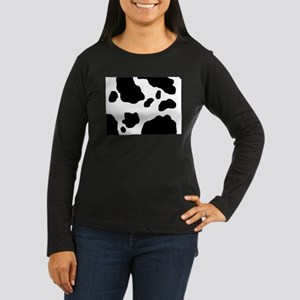 Cow Pattern Long Sleeve T-Shirt