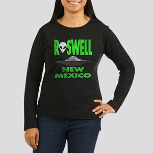 8446d1a3 Roswell New Mexico Long Sleeve T-Shirt