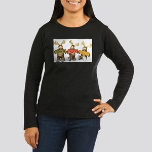 Moose Joy Long Sleeve T-Shirt