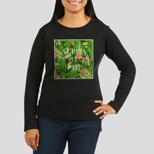 Alpha Epsilon Phi Women's Long Sleeve Dark T-Shirt