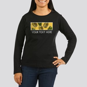 Delta Phi Epsilon Women's Long Sleeve Dark T-Shirt
