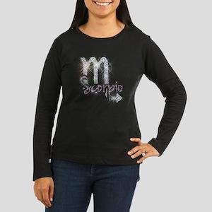 Scorpio (Zodiac symbol: Scorpi Long Sleeve T-Shirt