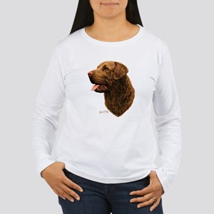 Chesapeake Bay Retriever Women's Long Sleeve T-Shi