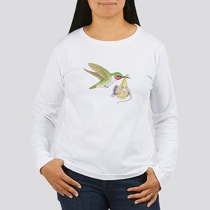 A Birdie Told Me Long Sleeve T-Shirt