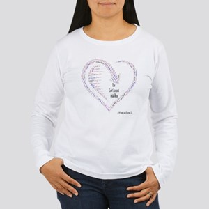 Custody To Abusers = Child Long Sleeve T-Shirt