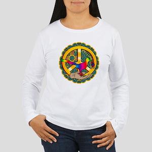 PEACE ROADRUNNER Long Sleeve T-Shirt