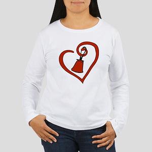 2-redheartfinal3 Long Sleeve T-Shirt