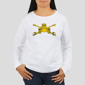 M60A2 Sabers Women's Long Sleeve T-Shirt