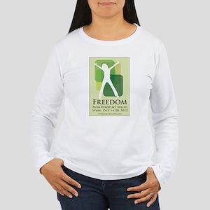 Freedom Week 2012 Long Sleeve T-Shirt