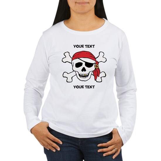 PERSONALIZE Funny Pirate