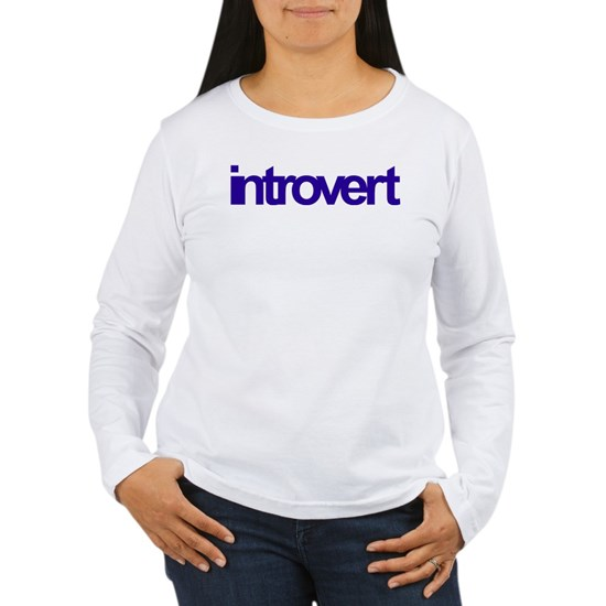 introvert blue