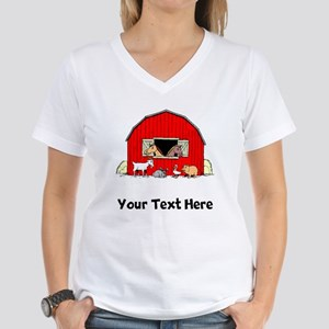 Barn Animals (Custom) T-Shirt