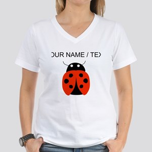 Custom Red Ladybug T-Shirt