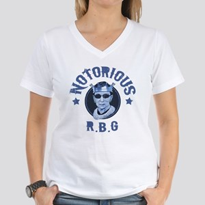 a0d8cf50 Notorious RBG III Women's V-Neck T-Shirt