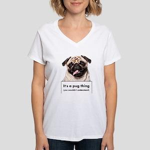 7e5928b2d Pug T-Shirts - CafePress