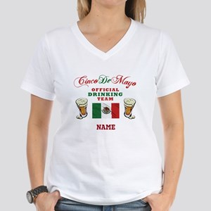 Custom Cinco De Mayo T-Shirt