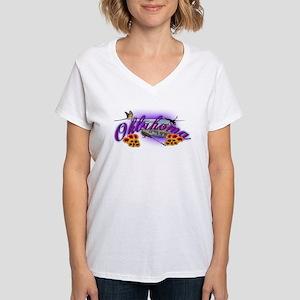 Oklahoma Women's V-Neck T-Shirt