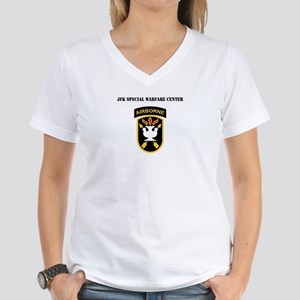 SSI - JFK Special Warfare Center with Text Women's