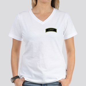 LRRP Tab OD Women's V-Neck T-Shirt