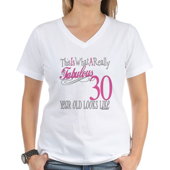 Fabulous 30yearold