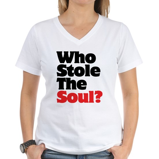 Who Stole The Soul?