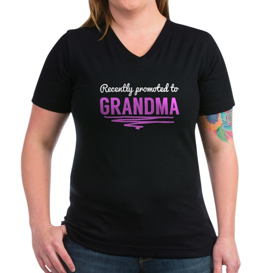Recently Promoted To Grandma