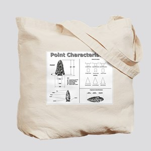 "Archaeologist ""Point"" Tote Bag"