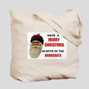 COAL IN YOUR STOCKINGS Tote Bag