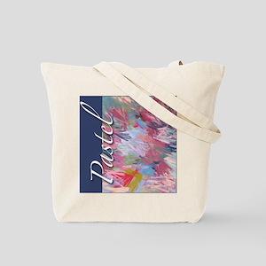 Pastel Artist Tote Bag