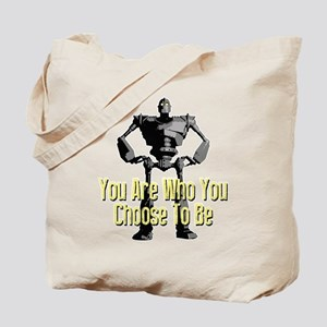 The Iron Giant: Choose To Be Tote Bag
