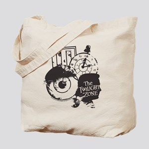 The Twilight Zone: Time Image Tote Bag