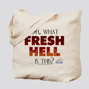Frasier: Oh What Fresh Hell? Tote Bag