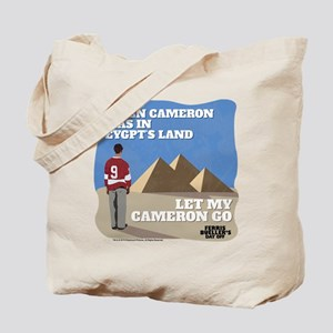 Let My Cameron Go Tote Bag