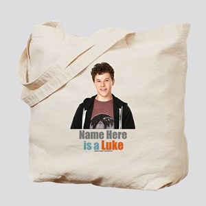 Modern Family Luke Personalized Tote Bag