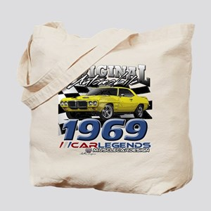 1969 Firebird Tote Bag