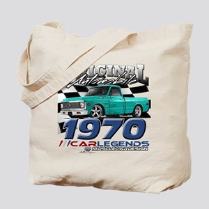1970 Pickup Tote Bag