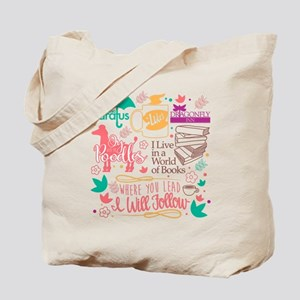 Gilmore Girls Collage Tote Bag