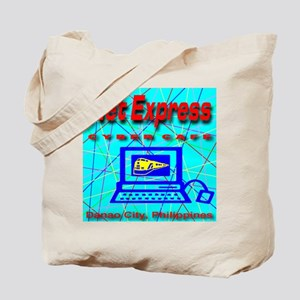 Net Express Cyber Cafe Tote Bag