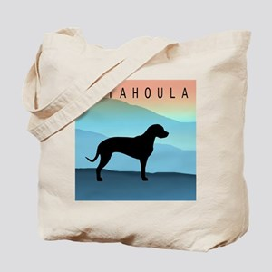 Catahoula Blue Mt.  Tote Bag