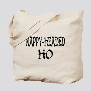 Nappy Headed Ho Oriental Design Tote Bag