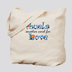 Abuela Love Tote Bag