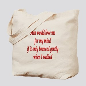 Female mind Tote Bag