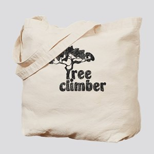 Tree Climber Tote Bag
