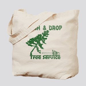 Notch & Drop Chainsaw Tote Bag