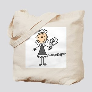 Housekeeper Tote Bag