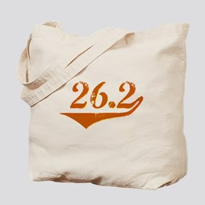 26.2 Retro Tote Bag